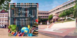 Teacher's Day 2021-22