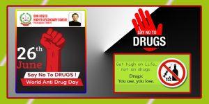 World Anti Drug Day